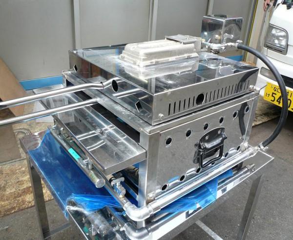 イカ焼き器 電気式
