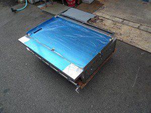 オーダー鉄板焼き器 業務用