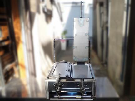 イカ焼き器 オーダー